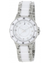 Women's Substantial Ceramic & Stainless Steel Watch