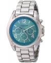Women's Ultimate Analog Display Swiss Quartz Silver Watch