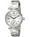 Women's Analog Display Japanese Quartz Silver Watch