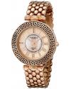 Women's Analog Display Japanese Quartz Rose Gold Watch
