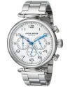 Men's Grandiose Stainless Steel Bracelet Watch