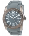 Men's Commander Dark Grey Dial Dark Grey Silicone Watch