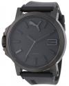 Men's Ultrasize Black Sport Watch