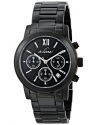 Women's Sophi Chic Analog Display Japanese Quartz Black Watch