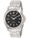 Women's GRA Black Dial Stainless Steel Watch
