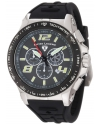 "Men's ""Sprint"" Stainless Steel Racer Watch"