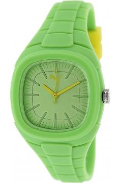 Bubble Gum S Women's Water Resistant Watch Green