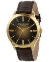 Men's Classic Cuvette II Swiss Quartz Date Gold Tone Watch