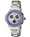 "Women's ""Aquadiver"" Swarovski Crystal-Accented Stainless Steel Watch"