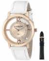 Women's Winchester Tiara 16k Rose Gold-Plated Stainless Steel and Swarovski Crystal Watch with A