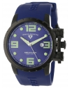 Men's Ambassador Royal Blue Dial and Royal Blue Silicone Watch
