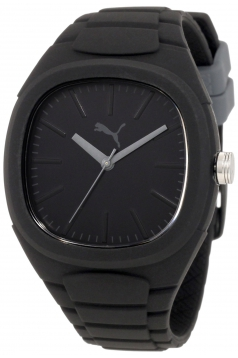 Men's Bubble Gum Analog Watch