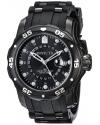 Men's Pro Diver Collection GMT Black Dial Sport Watch