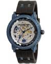 Men's Classic Winchester Cavalier Automatic Skeleton Black Watch