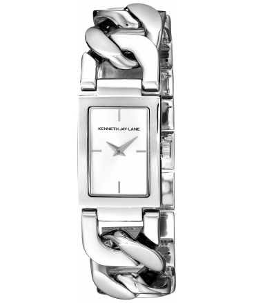 Women's Chained Stainless Steel Watch