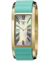 Women's Breakers Analog Display Japanese Quartz Two Tone Watch