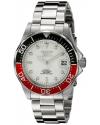 Men's Pro Diver Collection Automatic Silver-Tone Watch