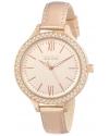 Women's  Japanese Quartz Rose-Gold Watch