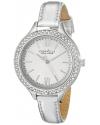 Women's Analog-Display Japanese-Quartz Silver Watch