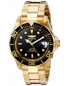 Men's Pro Diver Collection Automatic Gold-Tone Watch