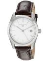 Men's Peninsula Analog Display Swiss Quartz Brown Watch