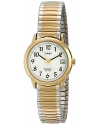 Women's  Easy Reader Two-Tone Expansion Band Watch
