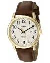 Men's City Collection Analog Display Quartz Brown Watch