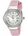Women's South Beach Analog Display Swiss Quartz Pink Watch