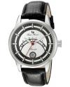 Men's Sorrento Analog Display Quartz Black Watch