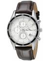 Men's Commodore Analog Display Quartz Brown Watch