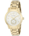 Women's Garda Analog Display Quartz Gold Watch