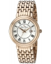 Women's  Fantasia Analog Display Japanese Quartz Rose Gold Watch
