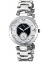Women's Casablanca Analog Display Quartz Silver Watch