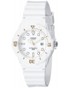 """Women's  """"Dive Series"""" Diver-Look White Watch"""