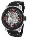 Men's Spirit Analog Display Automatic Self Wind Black Watch