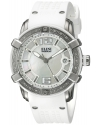 Women's Spirit Analog Display Swiss Quartz White Watch