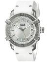Women's Spirit Analog Display Swiss Quartz White Watch