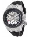 Men's Genesis Prime Analog Display Automatic Self Wind Black Watch