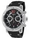 Men's Spirit Analog Display Swiss Quartz Black Watch