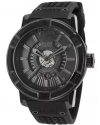 Men's Spirit Analog Display Swiss Quartz Black Watch