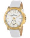 Women's Cordoba Analog Display Japanese Quartz White Watch