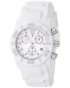 "Women's  ""Commander"" Diamond-Accented Stainless Steel Watch"