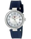 Women's Sea Breeze Analog Display Swiss Quartz Blue Watch