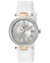 Women's Sea Breeze Analog Display Swiss Quartz White Watch