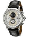 Men's Pegasus Analog Display Quartz Black Watch
