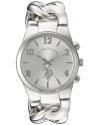 Women's  Analog Display Analog Quartz Silver Watch