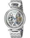 Men's Legacy Analog Display Automatic Self Wind Silver Watch