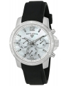 Women's Legasea Analog Display Swiss Quartz Black Watch