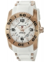 Men's 'Commander Pro' Swiss Quartz Stainless Steel Casual Watch