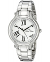 Women's Elisia Analog Display Quartz Silver Watch